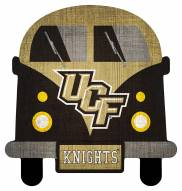 Central Florida Knights Team Bus Sign