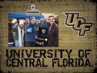 Central Florida Knights Team Name Clip Frame