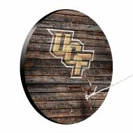 Central Florida Knights Weathered Design Hook & Ring Game
