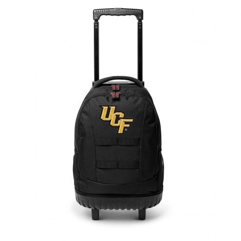 NCAA Central Florida Golden Knights Wheeled Backpack Tool Bag