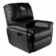 Central Florida Knights XZipit Rocker Recliner with UCF Logo