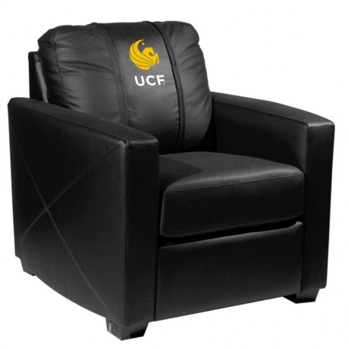 Central Florida Knights XZipit Silver Club Chair with Alumni Logo