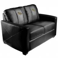 Central Florida Knights XZipit Silver Loveseat with UCF Logo