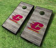 Central Michigan Chippewas Cornhole Board Set