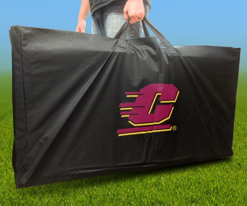 Central Michigan Chippewas Cornhole Carry Case