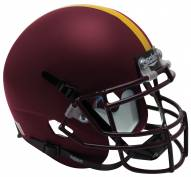 Central Michigan Chippewas Alternate 2 Schutt Mini Football Helmet