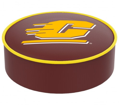 Central Michigan Chippewas Bar Stool Seat Cover