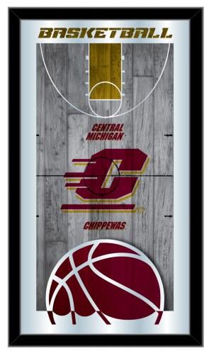 Central Michigan Chippewas Basketball Mirror