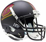 Central Michigan Chippewas Black Schutt XP Collectible Full Size Football Helmet