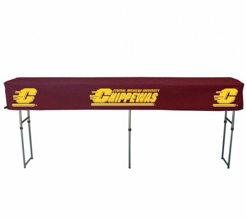 Central Michigan Chippewas Buffet Table & Cover