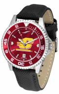 Central Michigan Chippewas Competitor AnoChrome Men's Watch - Color Bezel