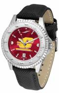 Central Michigan Chippewas Competitor AnoChrome Men's Watch