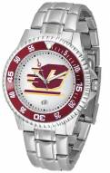 Central Michigan Chippewas Competitor Steel Men's Watch