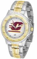 Central Michigan Chippewas Competitor Two-Tone Men's Watch