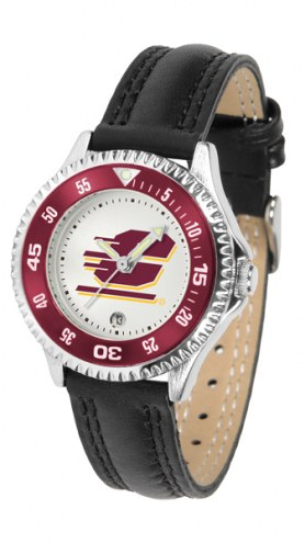 Central Michigan Chippewas Competitor Women's Watch