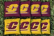 Central Michigan Chippewas Cornhole Bag Set