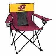 Central Michigan Chippewas Elite Tailgating Chair