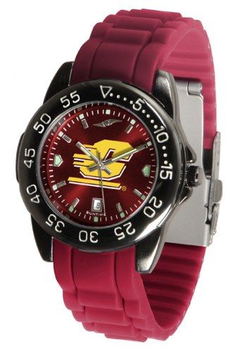 Central Michigan Chippewas Fantom Sport Silicone Men's Watch