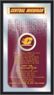 Central Michigan Chippewas Fight Song Mirror