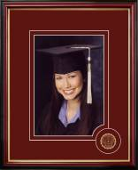 Central Michigan Chippewas Graduate Portrait Frame