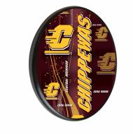 Central Michigan Chippewas Digitally Printed Wood Sign