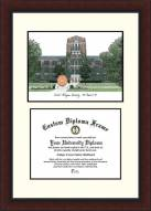 Central Michigan Chippewas Legacy Scholar Diploma Frame