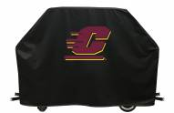 Central Michigan Chippewas Logo Grill Cover