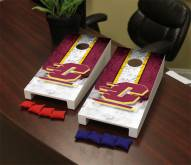Central Michigan Chippewas Mini Cornhole Set