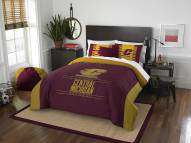 Central Michigan Chippewas Modern Take Full/Queen Comforter Set