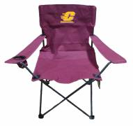 Central Michigan Chippewas Rivalry Folding Chair