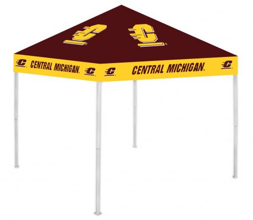Central Michigan Chippewas 9' x 9' Tailgating Canopy