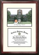 Central Michigan Chippewas Scholar Diploma Frame