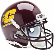 Central Michigan Chippewas Schutt Mini Football Helmet