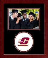 Central Michigan Chippewas Spirit Horizontal Photo Frame