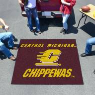 Central Michigan Chippewas Tailgate Mat