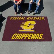 Central Michigan Chippewas Ulti-Mat Area Rug