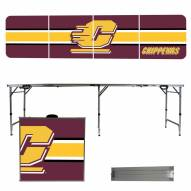 Central Michigan Chippewas Victory Folding Tailgate Table