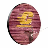 Central Michigan Chippewas Weathered Design Hook & Ring Game
