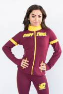 Central Michigan Chippewas Women's Yoga Jacket