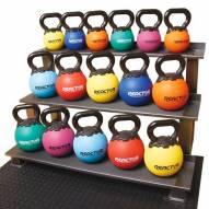 Champion Barbell 3-Tier Kettlebell Storage Rack
