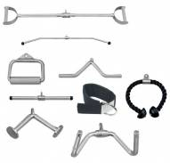 Champion Barbell Deluxe Cable Attachment Package