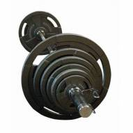 Champion Barbell Economy 300 lb. Olympic Weight Set