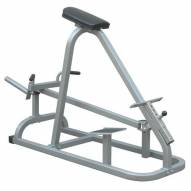 Champion Barbell Plate Loaded Incline Rower