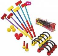 Champion Sports Foam Croquet Set