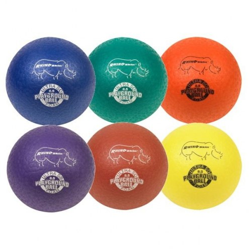 Champion Sports Rhino Skin Playground Balls Set