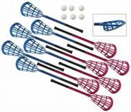Champion Sports Ultra Grip Lacrosse Set