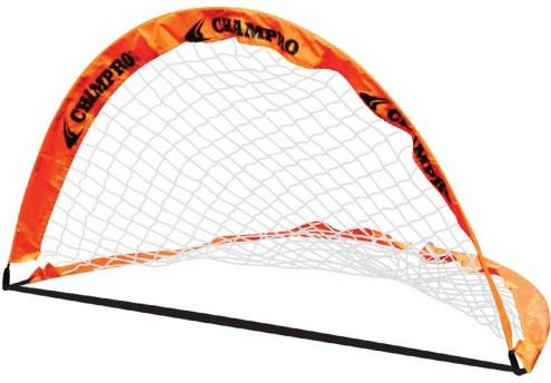 Champro 6' x 4' Fold-Up Soccer Goal - Pair