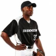 Champro Bullpen Full Button Youth Custom Baseball Jersey