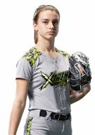 Champro Circuit Full Button Front Women's Custom Softball Jersey