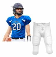 Champro Huddle Youth Custom Football Uniform with Integrated Football Pants